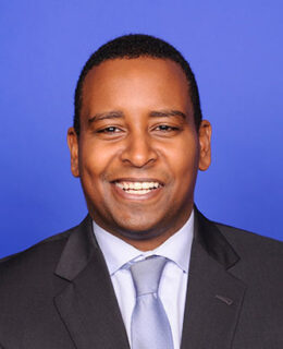 Rep. Joe Neguse